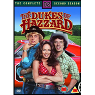 The Dukes Of Hazzard - Season 2 (UK-import) (DVD)