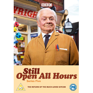 Produktbilde for Still Open All Hours: Series Five (UK-import) (DVD)