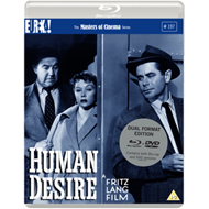 Human Desire - The Masters Of Cinema Series (UK-import) (Blu-ray + DVD)