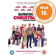 Produktbilde for Surviving Christmas With The Relatives (UK-import) (DVD)
