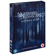 Produktbilde for Stephen King's Nightmares And Dreamscapes (UK-import) (DVD)