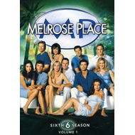Produktbilde for Melrose Place - Season 6 Volume 1 (DVD - SONE 1)