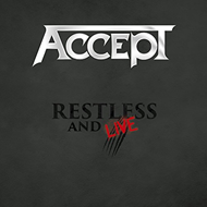 Produktbilde for Accept - Restless & Live Earbook (Blu-ray + CD)