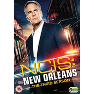 NCIS New Orleans: The Third Season (UK-import) (DVD)