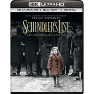 Schindler's List - 25th Anniversary Edition (UK-import) (4K Ultra HD + Blu-ray)
