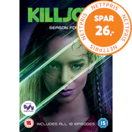 Produktbilde for Killjoys - Sesong 4 (UK-import) (DVD)