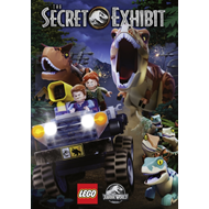 Produktbilde for LEGO Jurassic World: The Secret Exhibit (UK-import) (DVD)