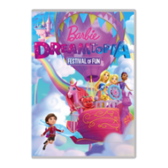 Produktbilde for Barbie Dreamtopia: Festival Of Fun (UK-import) (DVD)