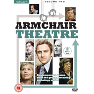 Produktbilde for Armchair Theatre Archive: Volume 2 (UK-import) (DVD)