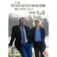 Brokenwood Mysteries: Series 1 To 5 (UK-import) (DVD)