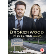 Brokenwood Mysteries: Series 5 (UK-import) (DVD)