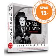 Charlie Chaplin Collection (UK-import) (DVD)