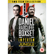 Produktbilde for Daniel Radcliffe Two Film Collection (UK-import) (DVD)