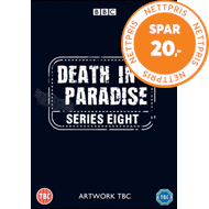 Produktbilde for Death In Paradise / Mord i Paradis - Sesong 8 (UK-import) (DVD)