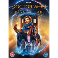Produktbilde for Doctor Who: Resolution (UK-import) (DVD)