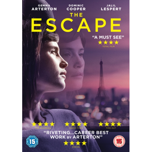 The Escape (UK-import) (DVD)