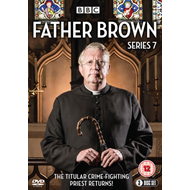 Father Brown: Series 7 (UK-import) (DVD)