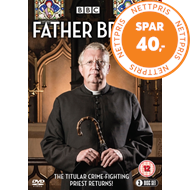 Produktbilde for Father Brown: Series 7 (UK-import) (DVD)