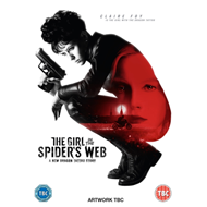 The Girl In The Spider's Web (UK-import) (DVD)