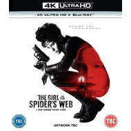 The Girl In The Spider's Web (UK-import) (4K Ultra HD + Blu-ray)