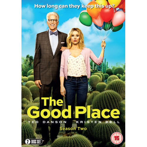 The Good Place - Sesong 2 (UK-import) (DVD)