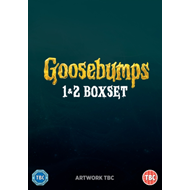 Produktbilde for Goosebumps/Goosebumps 2 (UK-import) (DVD)