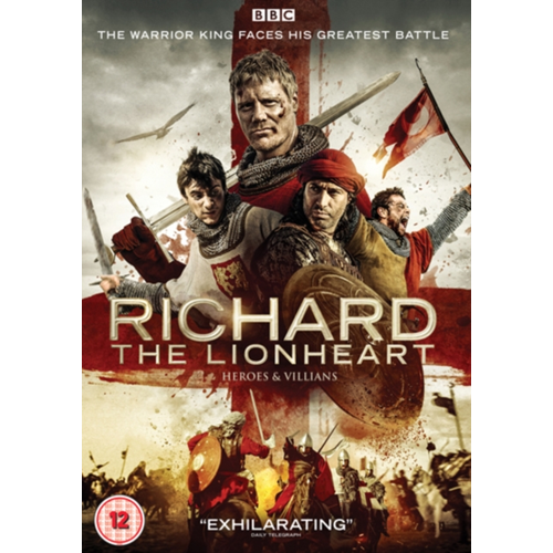 Heroes And Villains: Richard The Lionheart (UK-import) (DVD)
