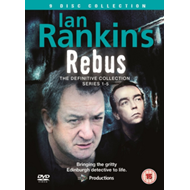 Produktbilde for Ian Rankin's Rebus: The Definitive Collection - Series 1-5 (UK-import) (DVD)