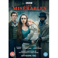 Produktbilde for Les Misérables (UK-import) (DVD)