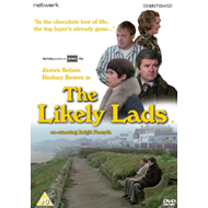 Produktbilde for The Likely Lads (UK-import) (DVD)