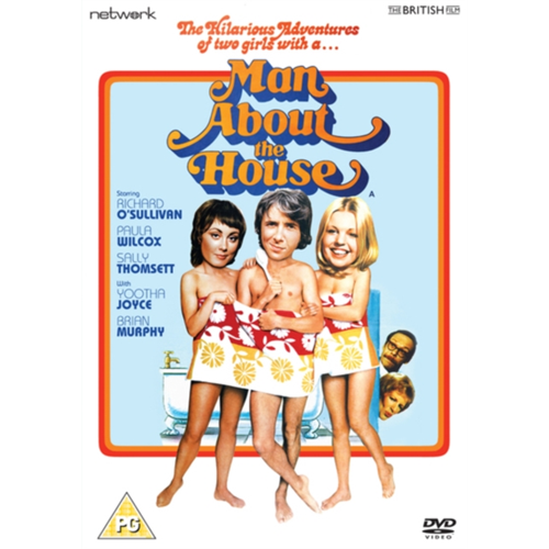 Man About The House (UK-import) (DVD)
