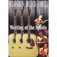 Produktbilde for Meeting Of The Spirits: McLaughlin, Da Lucia And Coryell (DVD)