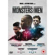 Monsters And Men (UK-import) (DVD)