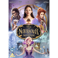 Produktbilde for The Nutcracker and the Four Realms (UK-import) (DVD)