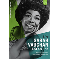 Sarah Vaughan And Her Trio (DVD)