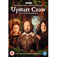 Produktbilde for Upstart Crow: The Christmas Specials (UK-import) (DVD)