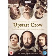 Produktbilde for Upstart Crow: The Complete Series 1-3 And The Christmas Specials (UK-import) (DVD)