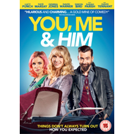 Produktbilde for You, Me & Him (UK-import) (DVD)