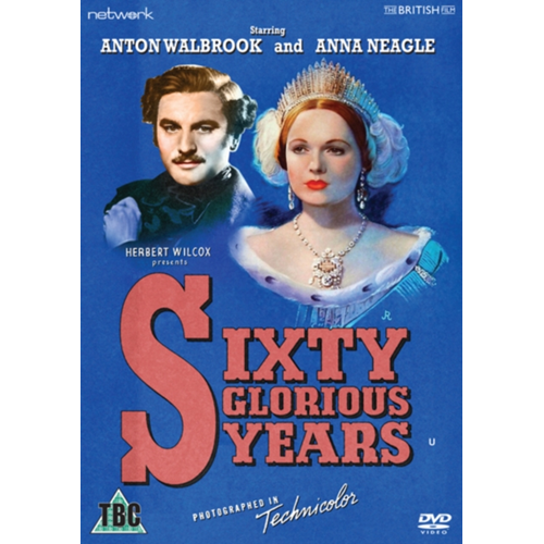 Sixty Glorious Years (UK-import) (DVD)