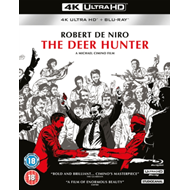 Produktbilde for The Deer Hunter (UK-import) (4K Ultra HD + Blu-ray)