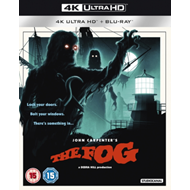 Produktbilde for The Fog (UK-import) (4K Ultra HD + Blu-ray)