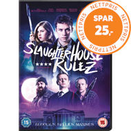 Produktbilde for Slaughterhouse Rulez (UK-import) (DVD)