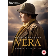 Produktbilde for Vera - Sesong 1-9 (UK-import) (DVD)