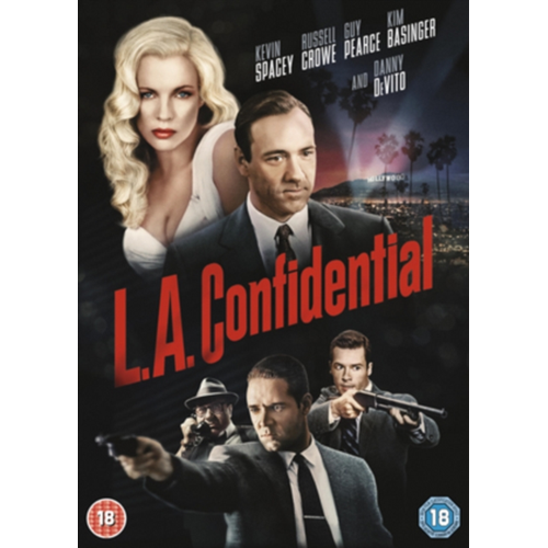 L.A. Confidential (UK-import) (DVD)