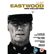 Produktbilde for Clint Eastwood: War Collection (UK-import) (DVD)