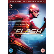 Produktbilde for The Flash: The Complete First Season (UK-import) (DVD)