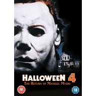 Produktbilde for Halloween 4 - The Return Of Michael Myers (UK-import) (DVD)
