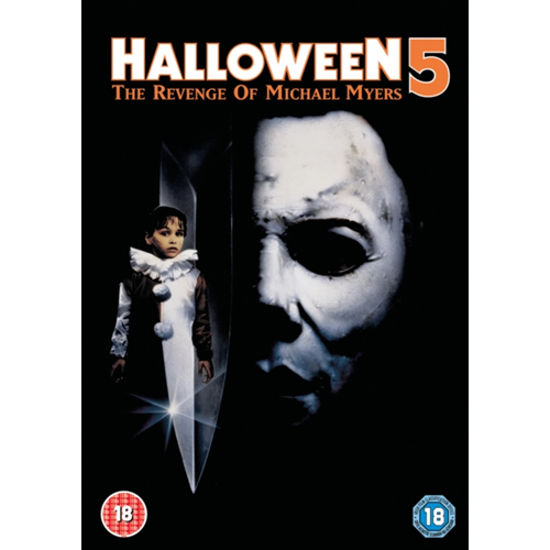 Halloween 5 - The Revenge Of Michael Myers (UK-import) (DVD)