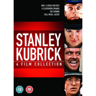 Stanley Kubrick: 4-Film Collection (UK-import) (DVD)