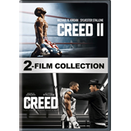 Produktbilde for Creed: 2 Film Collection (UK-import) (DVD)